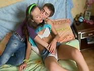 Sweet Babe Gets Wild Licking