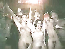 Some Amateur Video From The Nudist Parade Last Year In My Town