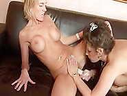 Maid Angelica Lauren Fucks Housewife Jordan Sinz