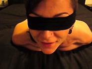 Blindfolded Gf Sucks Stranger