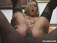 Boobsy Anna Nova Fucking With A Black Guy
