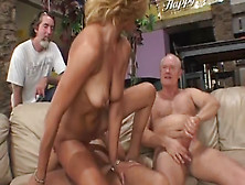 Orgy With Anals