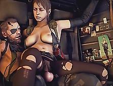Metal Gear: Last Mission For Quiet (3D Hd Pov)