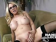Big Tit Milf Handjob
