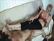 Vanessa Vixon Torments Her Boyfriend With Cbt Fun For Days - Mea