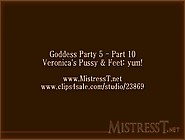 Goddess Party 5 - Part 10