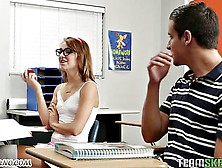 Teen Sex In The Classroom After Class