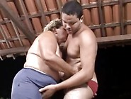 Brazilian Granny Analsex By Young Man /m15/