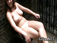 Teen Doxy Enjoys Sex Act
