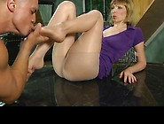 Pantyhose Feet Vids Compilation Together With Dinah,  Lesley,  Nic