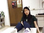 Foot Tease W Socks