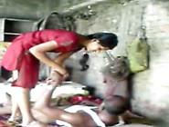 Desi Village Aunty Fucking With Neighbor Uncle