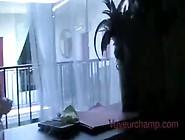 Voyeurchamp. Com Exhibitionist Wife Betty Beach Resort Tease!