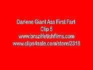 [Clips4Sale. Com]Darlenegiantassfirstfarts5