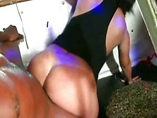 Darlene Amaro Fucking In The Club
