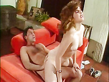 Shanna Mccullough,  John Leslie In Extremely Arousing Classic Por