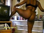 Nude Ebony Girl On Cam