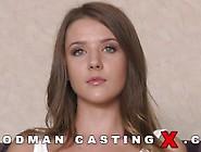 Energists - Jennifer - Hot Brunette Interviews & Spreads At Cast