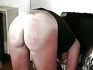 T Gets Caned 2