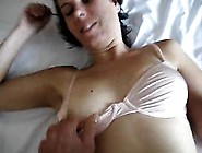 Amateur Busty Milf Fucked By Hairy Man