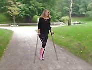 Sexy Leg Cast 3