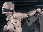 Housewife With Round Tits Gets Tied Like Never Before In Her Lif