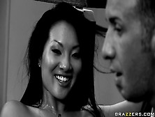 Atrocious Anal Drilling For Sexy Asian Chick Asa Akira