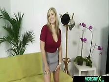 Beautifull Natural Blonde In A Sex Scene By Videoripx. Com