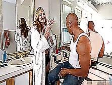 Shane Diesel Vs Blonde Milf Julia Anne