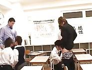 Asian Students Vs Teacher