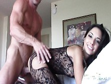 Trinity St Claire Morning Booty Call W/ Johnny Sins