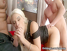 Exotic Pornstars Blanche Bradburry,  David Perry In Incredible Di