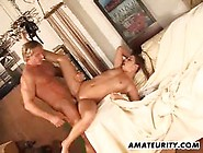 Amateur Beauty Takes This Hard Dick Deep In Her Warm Slot