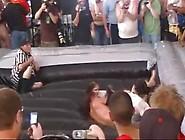 Girl On Girl Strip Wrestling