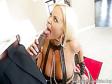 Hottest Pornstars Lexington Steele,  Nikita Von James In Crazy Hd