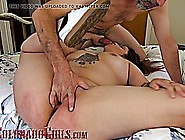 Fat,  Tattooed Chick Is Getting Her Pussy Licked And Sucking Dick