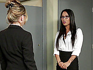 Asian Sex Queen Makes Her New Friend's Boner Super Stiff