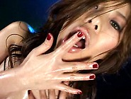 Micro Bikini Oil Dance-Haruka Hitomi