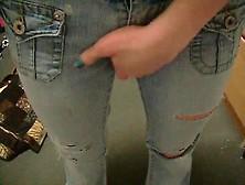 Pants Peeing