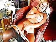 Mother Gets Home After Shopping And Masturbates