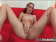 Interracial Creampie From Daddy
