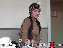 Саманта На Кастинге Вудмана.