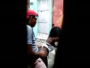 Flagra Do Moleque Comendo A Moreninha Na Rua Da Favela