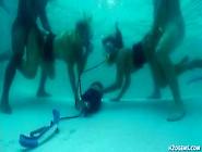 4 Way Underwater