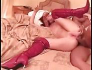 Redhead Loves Hard Anal Sex
