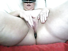 Extremely Perverted Mature Webcam Hoe Was Teasing Her Wet Meaty