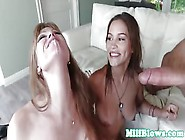 Mommy Blows Best - Stepmom Milf Cocksucking Before Facial And Cu