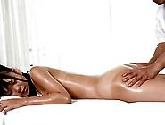 Oil Massage For Suntan Girl Madoka (Censored)