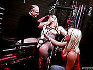 Unbelievably Horny Slut Gets Brutally Punished By Her Bondage Ma