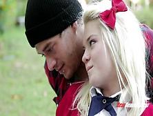 My Anal Schoolgirl 2 Chloe Foster,  Xander Corvus